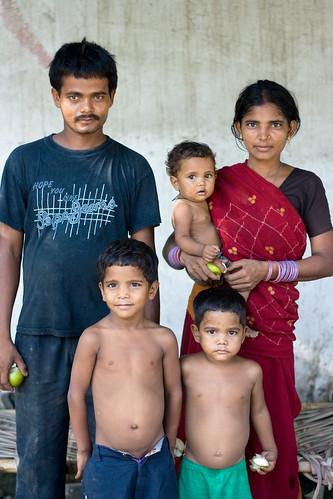 Noida Family Portrait