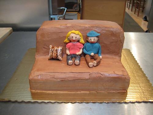 Finished cake!