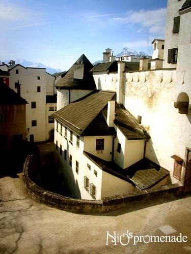 你拍攝的 Salzburg。