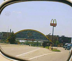 road trip (smacss) Tags: road trip house oklahoma glass restaurant mcdonalds