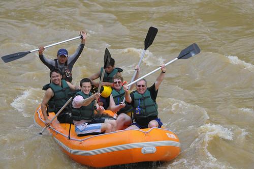 Padas Rafting