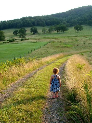 Las NGN y el mundo rural. Imagen cortesía de mollypop.