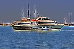 Trapani - Aliscafo per le isole Egadi