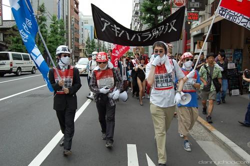 Akihabara Liberation Demo