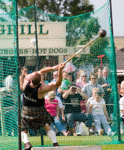 Hammer throw (2)