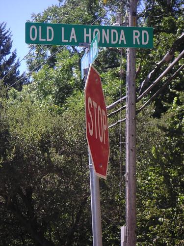 Old La Honda