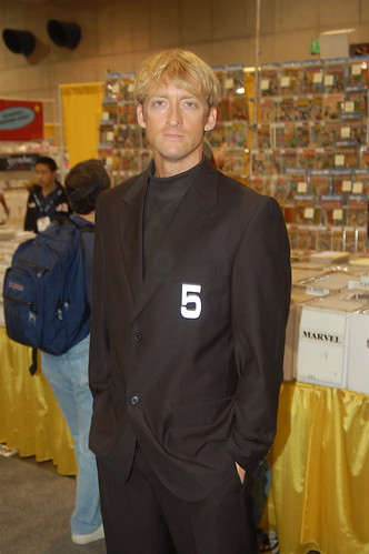 Comic Con 2008: Number 5