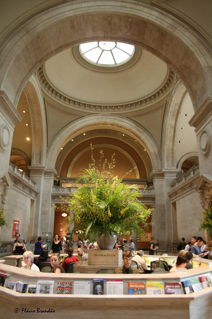 Série de Nova Iorque: o Museu de Arte Metropolitan - New York's series: The Metropolitan Museum of Art - IMG 20080727 8702