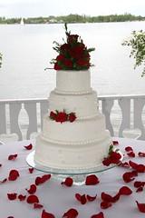 2733578140 b3e8535373 m Baú de ideias: Casamento vermelho e branco