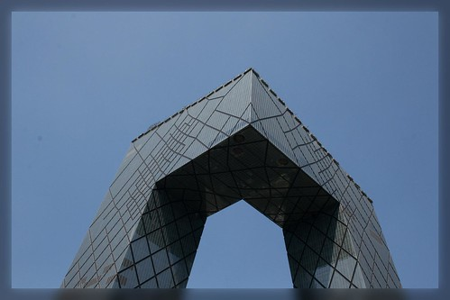 CCTV Tower (by niklausberger)