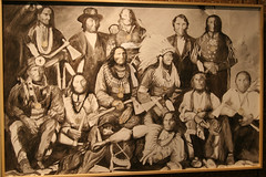 The Ponca Chiefs (When lost in.....) Tags: history rural illinois corn indian nativeamerican past moundbuilders illinoisriver nativepeople nationalregisterofhistoricplaces downstate spoonriver williamhenryjackson dicksonmoundsmuseum dicksonmoundsstatehistoricsite moundculture precolonialperiod