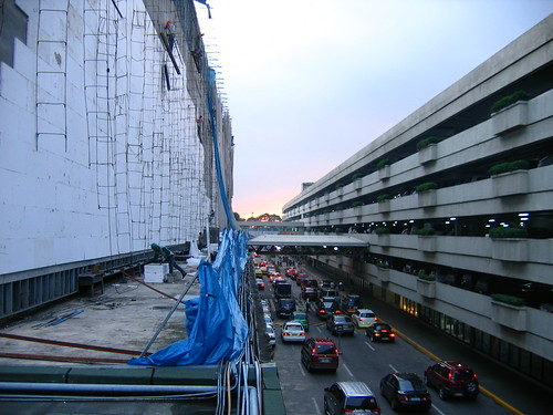 SM City North Edsa Undergoing a Facelift