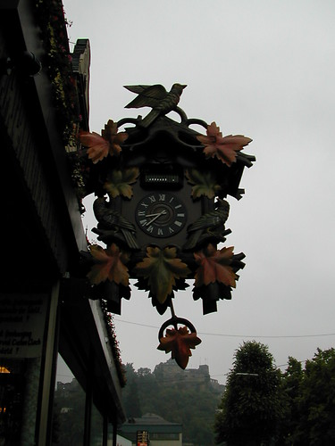World's Biggest Coo-Coo Clock, St Goar, Germany