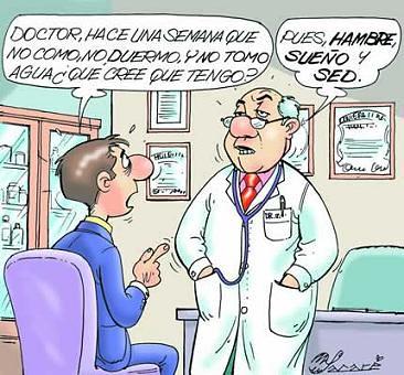 médicos!