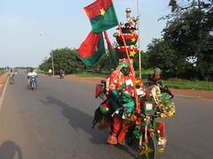 Burkinas größter Fan