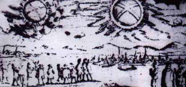 Eski ufo resimleri