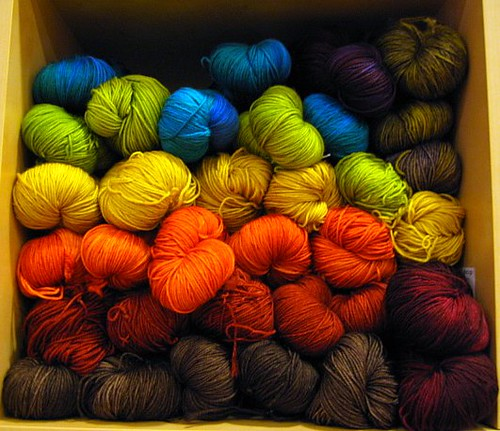 Malabrigo Sock Yarn - Oh My!