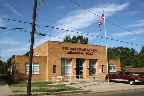 the american legion in minden