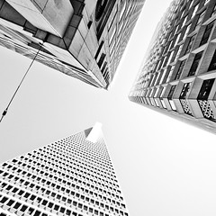 A Tenth of the Power (Thomas Hawk) Tags: sanfrancisco california blackandwhite bw usa architecture blackwhite downtown unitedstates 10 unitedstatesofamerica william fav20 financialdistrict transamerica transamericapyramid transamericabuilding pereira fav10 williampereira fav25 williamlpereira pereria superfave