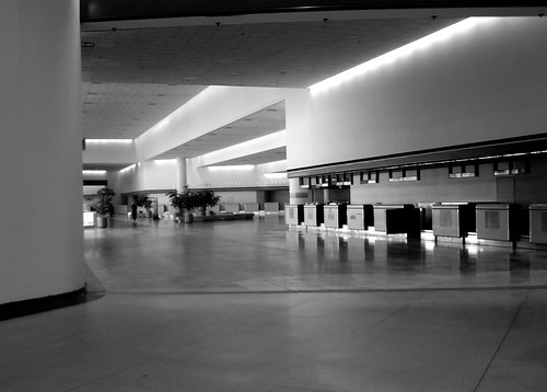 Empty SFO