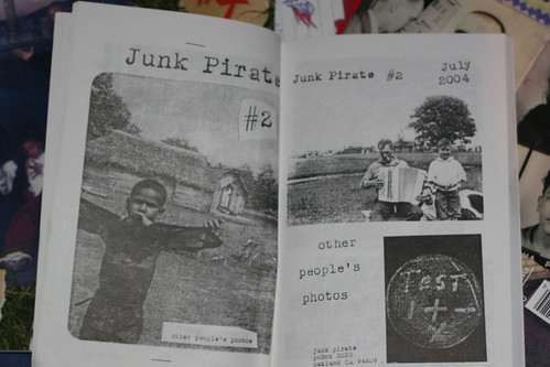 junk pirate book