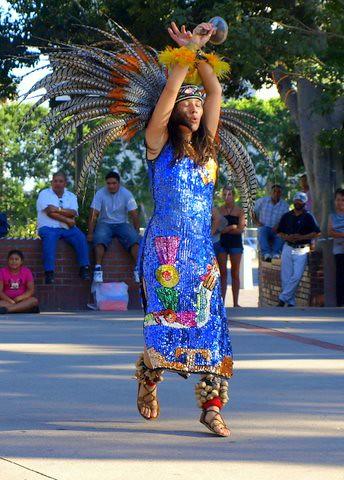 Danza Mexica Iztac Cuauhtli
