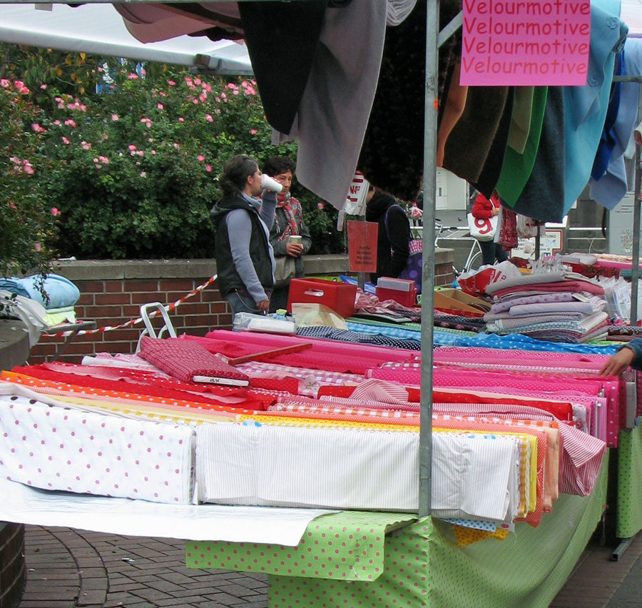 Fabric Market Love