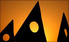 Sails أشرعة (alahlawy29) Tags: silhouette sails sail شراع ظل أشرعة
