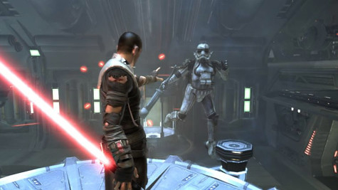 StarWarsForceUnleashed1 by you.