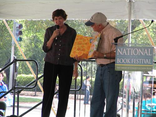 Judy Sierra and Marc Brown