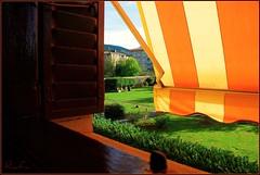 CLIDO (masaimanta) Tags: sol contraluz ventana hdr jardn toldo kartpostal 18135mm aplusphoto nikond40x flickrbestpics nikonflickraward bestflickrphotography