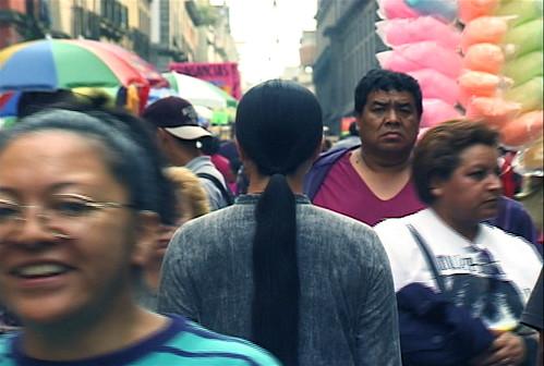 A Needle Woman - Mexico City, Cairo, Lagos, London