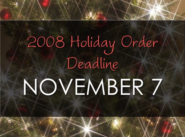 holiday order deadline BLOG copy