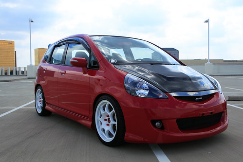 Logbook Honda Fit Mugen Edition: Unofficial Honda FIT Forums