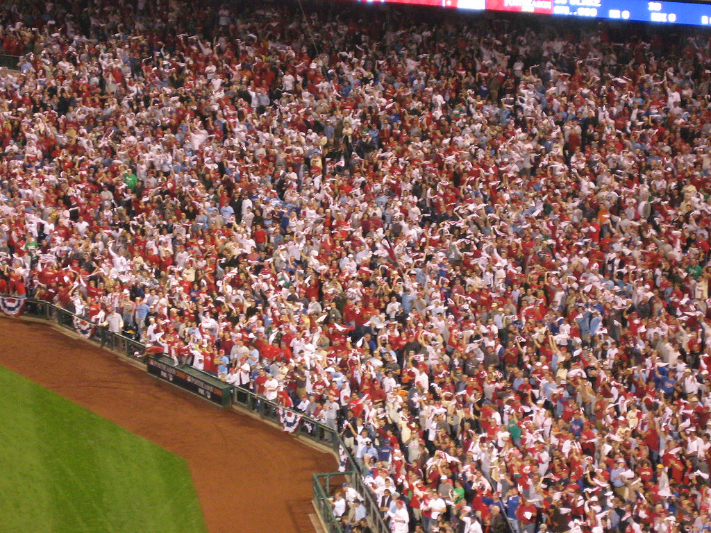 Ninth inning, NLCS Game 1