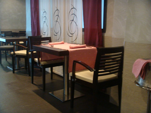 Salón del restaurante