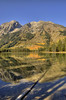 "autumn on string lake (Matt ""Linus"" Ottosen) Tags: park lake 3 exposure raw searchthebest grand national string wyoming teton hdr grandtetonnationalpark photomatix gtnp stringlake 3exposure"
