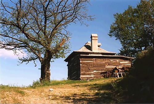 hermitage on Mt. Athos