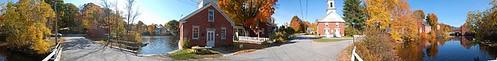2008-10-12 Harriville Fall Panorama
