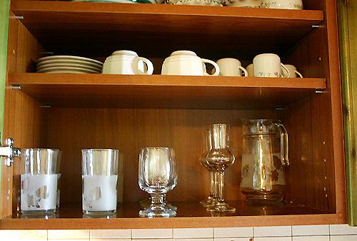 我在托斯卡尼的廚房。Fattoria Montalbano-Donnini-080930