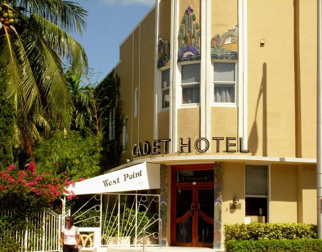 Cadet Hotel - South Beach - Miami - Florida