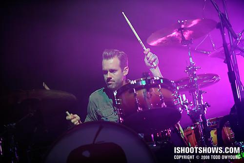 Dashboard Confessional @ Rockband Live -- 2008.10.19