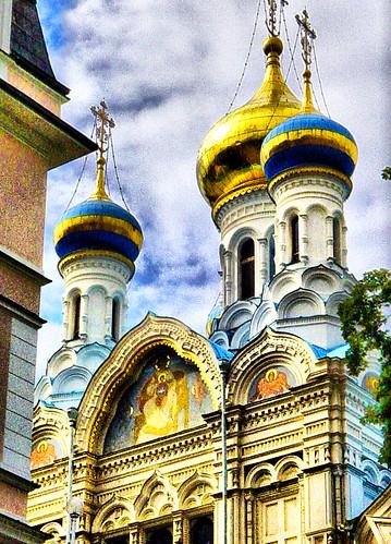 Karlovy Vary (Iglesia ortodoxa) por jesuscm (away 4 a few days).