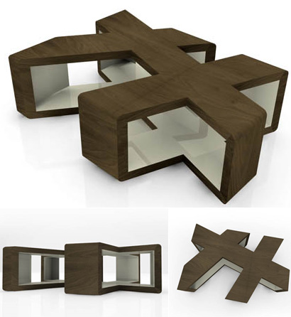 Table Cube