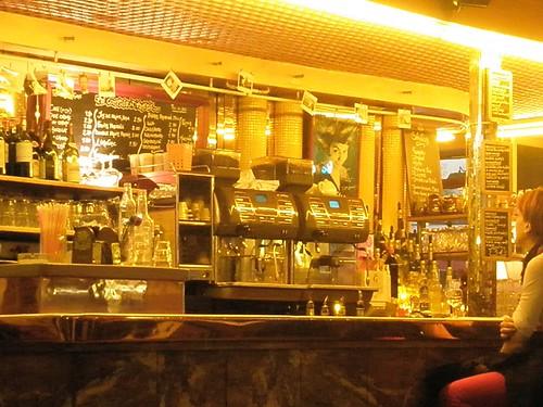 amelie's cafe.