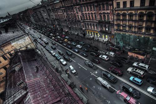 Kirochnaya street