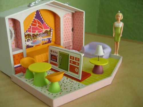 Giocattoli green: la casa di Barbie