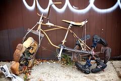 Boot Bike