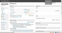 WordPress Dashboard