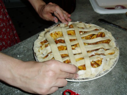 make a lattice